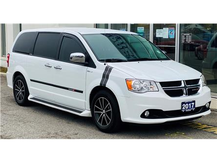 2017 Dodge Grand Caravan CVP/SXT (Stk: 8672H) in Markham - Image 1 of 20
