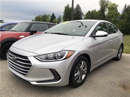 2017 Hyundai Elantra  (Stk: MM1011) in Miramichi - Image 1 of 5