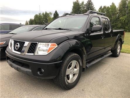 2008 Nissan Frontier  (Stk: 0C545A) in Miramichi - Image 1 of 6