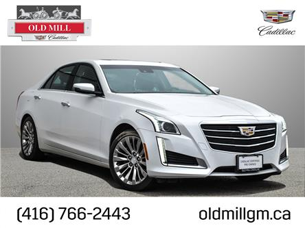 2016 Cadillac CTS 3.6L Luxury Collection (Stk: 195205U) in Toronto - Image 1 of 29