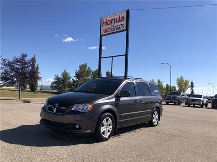 2015 Dodge Grand Caravan Crew (Stk: H16-0401A) in Grande Prairie - Image 1 of 20