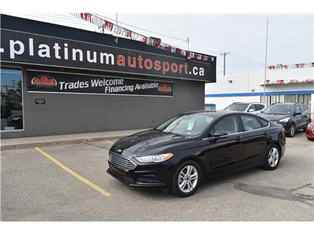 2018 Ford Fusion SE (Stk: PP650) in Saskatoon - Image 1 of 23