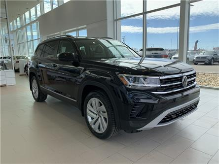 2021 Volkswagen Atlas 3.6 FSI Highline (Stk: 71003) in Saskatoon - Image 1 of 19