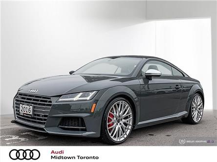 2016 Audi TTS 2.0T (Stk: P8273) in Toronto - Image 1 of 24