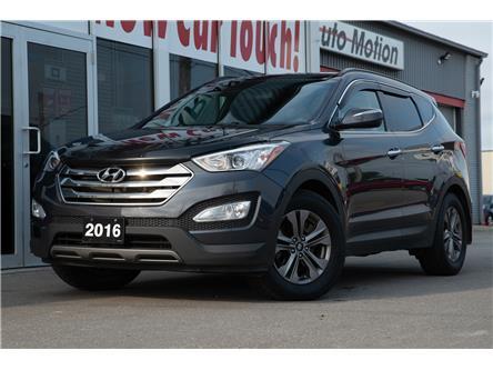 2016 Hyundai Santa Fe Sport  (Stk: 20722) in Chatham - Image 1 of 24