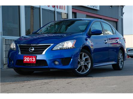2013 Nissan Sentra  (Stk: 20782) in Chatham - Image 1 of 20