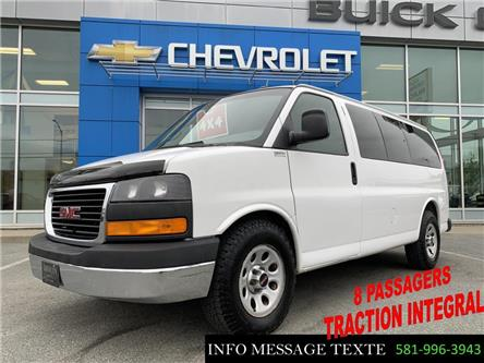 2013 GMC Savana 1500 SL (Stk: X8264) in Ste-Marie - Image 1 of 25
