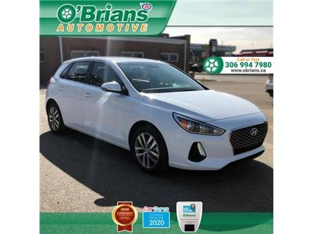 2019 Hyundai Elantra GT Preferred (Stk: 13706A) in Saskatoon - Image 1 of 18
