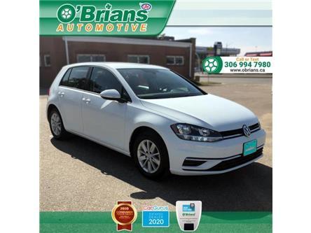 2018 Volkswagen Golf Trendline (Stk: 13725A) in Saskatoon - Image 1 of 19
