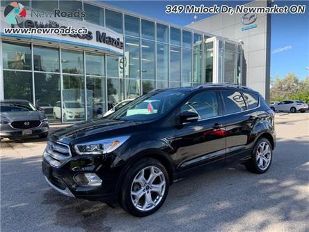2018 Ford Escape Titanium (Stk: 14492B) in Newmarket - Image 1 of 30