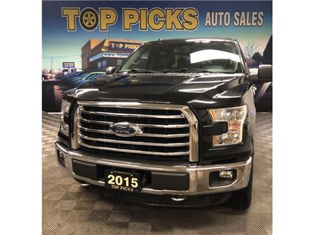 2015 Ford F-150 XLT (Stk: A01628) in NORTH BAY - Image 1 of 27