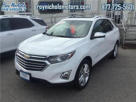 2018 Chevrolet Equinox Premier (Stk: W318A) in Courtice - Image 1 of 14