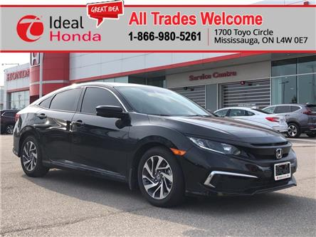 2019 Honda Civic EX (Stk: I201067A) in Mississauga - Image 1 of 23