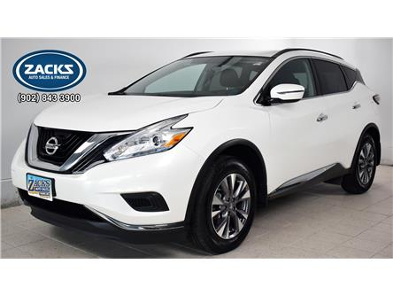 2017 Nissan Murano S (Stk: 70181) in Truro - Image 1 of 30