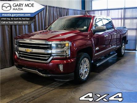 2017 Chevrolet Silverado 1500 High Country (Stk: MP9895) in Red Deer - Image 1 of 24