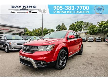 2019 Dodge Journey Crossroad (Stk: 7119R) in Hamilton - Image 1 of 25