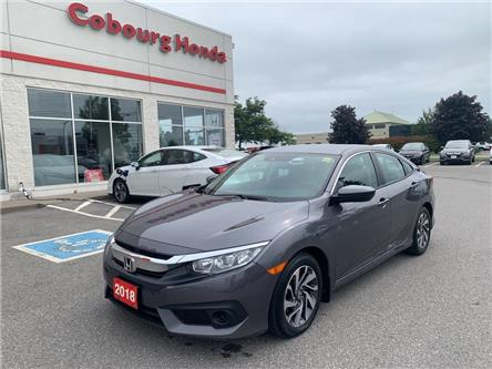 2018 Honda Civic SE (Stk: 20199C) in Cobourg - Image 1 of 24