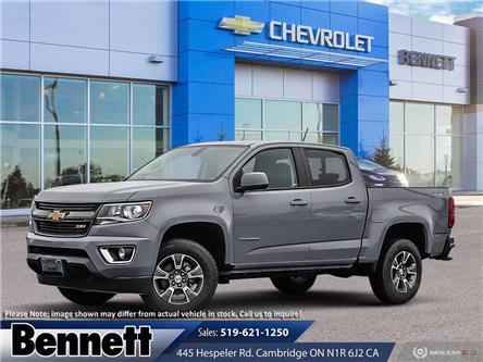 2021 Chevrolet Colorado Z71 (Stk: 210009) in Cambridge - Image 1 of 23