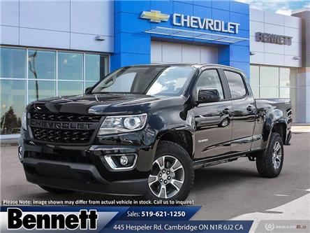 2021 Chevrolet Colorado Z71 (Stk: 210010) in Cambridge - Image 1 of 22