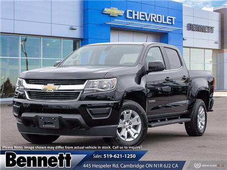 2021 Chevrolet Colorado LT (Stk: 210021) in Cambridge - Image 1 of 24
