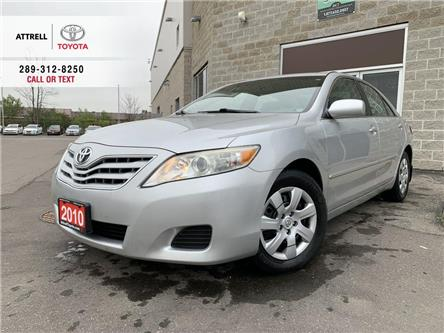 2010 Toyota Camry LE CONV PKG COMPASS, STEERING WHEEL CONTROLS, POWE (Stk: 47715A) in Brampton - Image 1 of 21