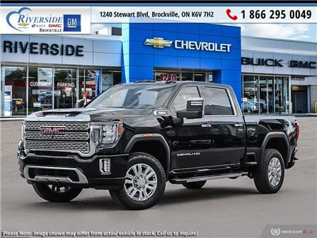 2020 GMC Sierra 2500HD Denali (Stk: 20-300) in Brockville - Image 1 of 23