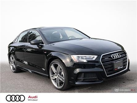 2020 Audi A3 45 Progressiv (Stk: 9997) in Windsor - Image 1 of 29