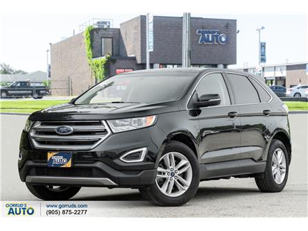 2017 Ford Edge SEL (Stk: b92055) in Milton - Image 1 of 21