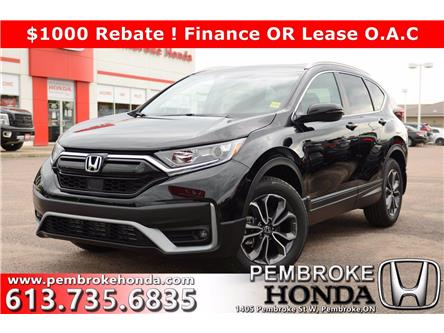 2020 Honda CR-V EX-L (Stk: 20205) in Pembroke - Image 1 of 29