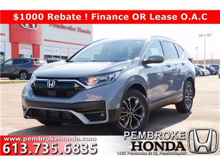 2020 Honda CR-V EX-L (Stk: 20197) in Pembroke - Image 1 of 30