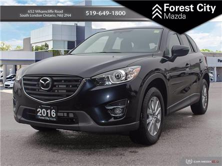 2016 Mazda CX-5 GS (Stk: MW0141) in London - Image 1 of 14