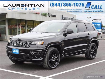 2018 Jeep Grand Cherokee Laredo (Stk: 20442A) in Sudbury - Image 1 of 28