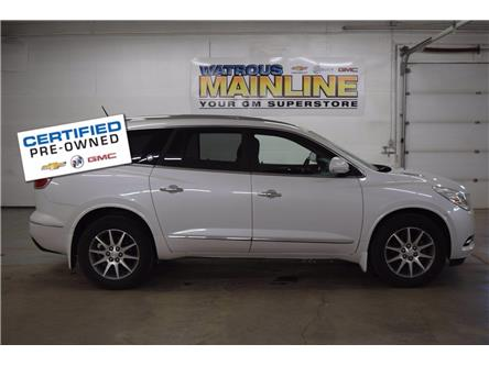 2017 Buick Enclave Leather (Stk: L1103A) in Watrous - Image 1 of 43