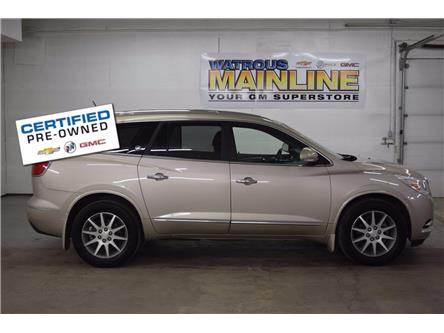 2017 Buick Enclave Leather (Stk: L1164A) in Watrous - Image 1 of 45