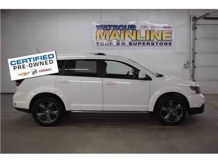 2015 Dodge Journey Crossroad (Stk: L1260A) in Watrous - Image 1 of 42