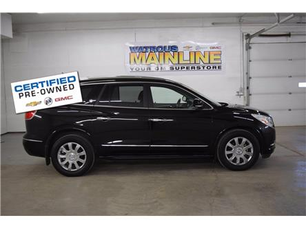 2017 Buick Enclave Premium (Stk: L1436A) in Watrous - Image 1 of 47