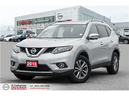 2016 Nissan Rogue SV (Stk: P2707A) in St. Catharines - Image 1 of 20