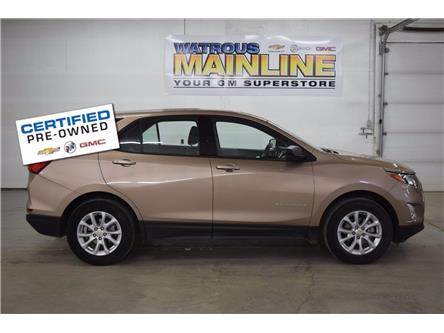 2018 Chevrolet Equinox LS (Stk: L1446A) in Watrous - Image 1 of 38