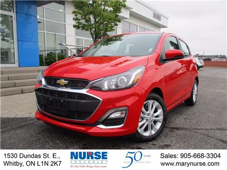 2021 Chevrolet Spark 1LT CVT (Stk: 21M003) in Whitby - Image 1 of 24