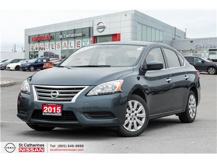 2015 Nissan Sentra 1.8 SV (Stk: SSP323A) in St. Catharines - Image 1 of 17