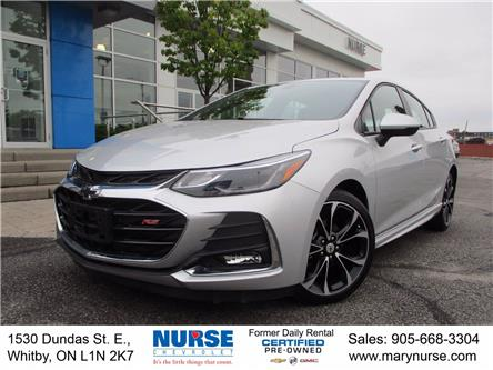 2019 Chevrolet Cruze Premier (Stk: 10X379) in Whitby - Image 1 of 27