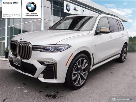 2020 BMW X7 M50i (Stk: 0232) in Sudbury - Image 1 of 30