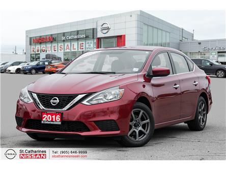 2016 Nissan Sentra 1.8 SV (Stk: P2730) in St. Catharines - Image 1 of 19