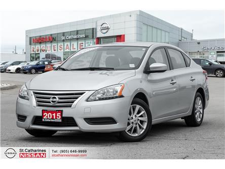 2015 Nissan Sentra 1.8 SV (Stk: P2741) in St. Catharines - Image 1 of 18