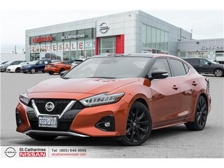 2020 Nissan Maxima SR (Stk: P2736) in St. Catharines - Image 1 of 21