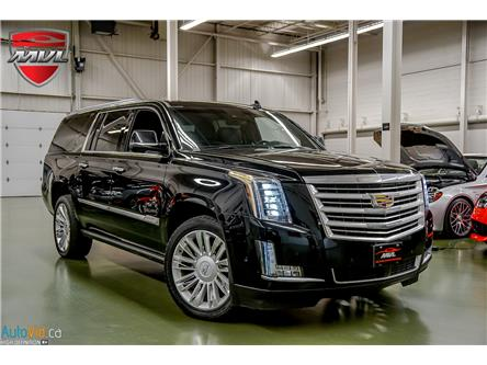 2017 Cadillac Escalade ESV Platinum (Stk: ) in Oakville - Image 1 of 31