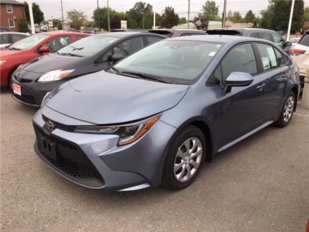 2021 Toyota Corolla LE (Stk: CX010) in Cobourg - Image 1 of 9