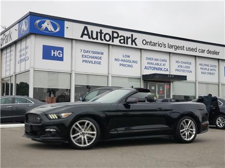 2017 Ford Mustang  (Stk: 17-41097) in Brampton - Image 1 of 23