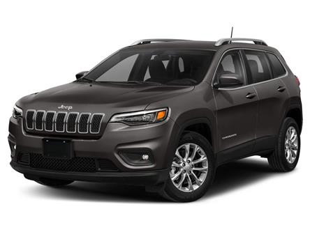 2021 Jeep Cherokee Altitude (Stk: 34453) in Barrie - Image 1 of 9