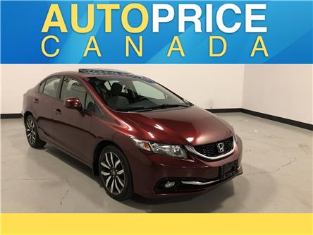 2013 Honda Civic Touring (Stk: D2030) in Mississauga - Image 1 of 25